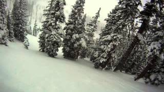 Alpine Meadows 4/13/12-Counter Weight Gully with no tracks!!! Thumbnail