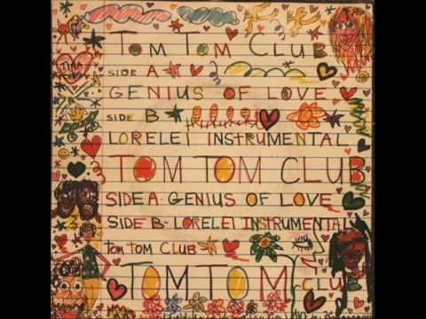 Tom Tom Club  Genius Of Love Instrumental