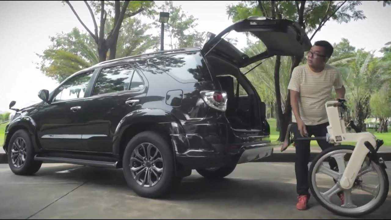 IFMODE featuring in Thailand Toyota Fortuner commercial - OFFICIAL MV
