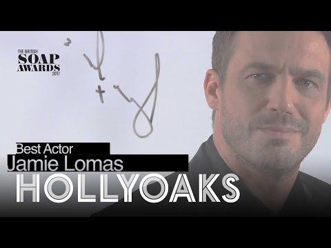 British Soap Awards 2017: Vote for Jamie Lomas