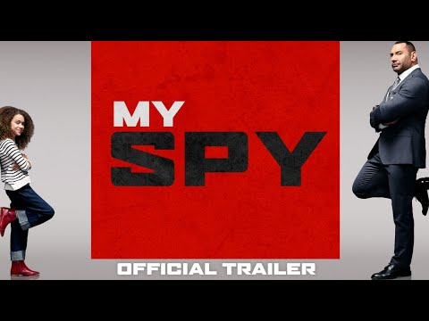 My Spy – Official Trailer – Coming Soon