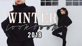 Winter Lookbook 2018 | Elesa Anthony