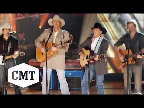 Alan Jackson, country music legend - cover