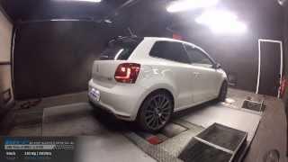 Reprogrammation Moteur VW Polo R WRC 2.0 TSI 220hp @ 305hp par BR-Performance
