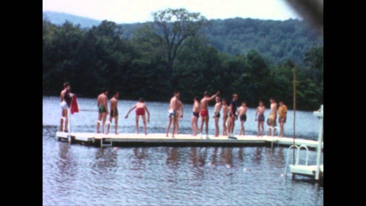Camp Bullowa Boy Scouts  Stony Point Ny  1960