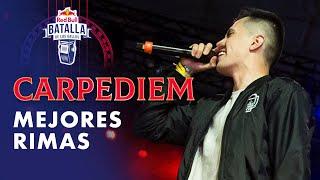 MEJORES RIMAS de CARPEDIEM  Red Bull Internacional 2019