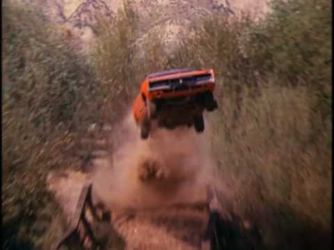 The Dukes of Hazzard General Lee Barn Jump