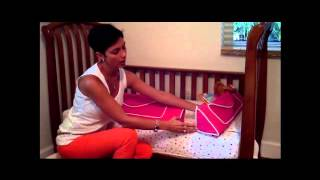 Wall Bumpi Bed Rails Huggies Mom Inspired Video