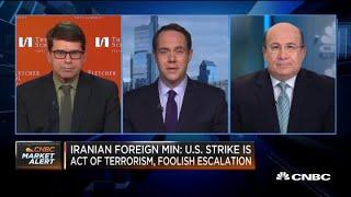 Killing Iran's Soleimani equivalent of killing Pence: Professor