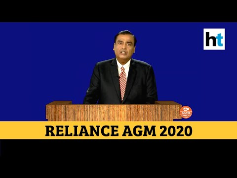 RIL AGM 2020: Jio has developed 5G solutions from scratch, says Mukesh Ambani