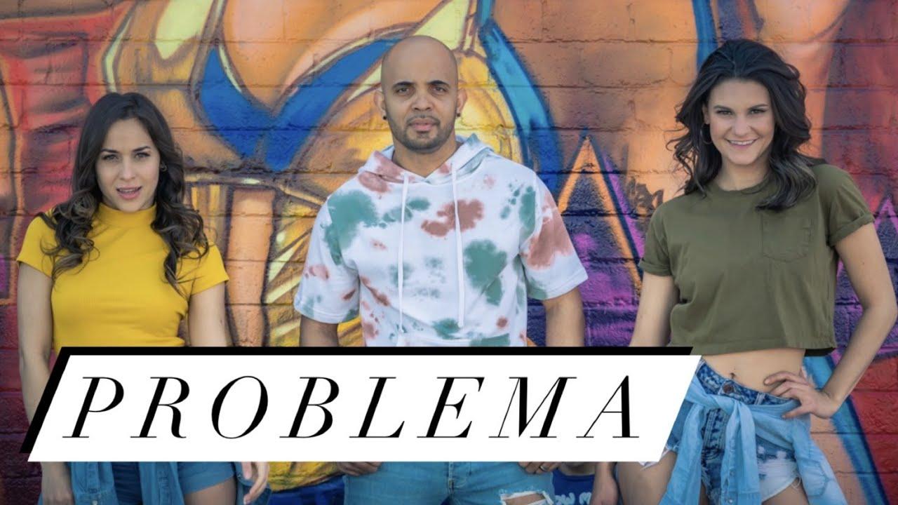 "Problema Daddy Yankee Coreografia ""Dance Fitness"""