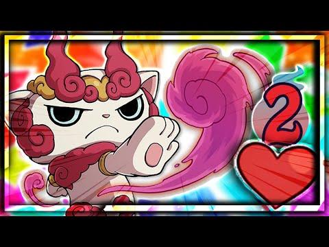 🔴[Spécial Yo-kai watch 2] Chasses, Combats, MEDALLIUM GO !