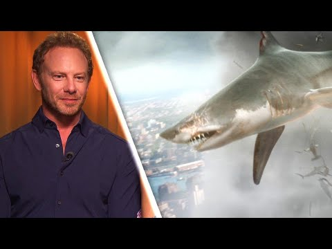 Ian Ziering Thought 'Sharknado' Was 'Going to Be a Complete Bomb'