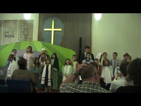A Pentecost Play ~ Life Academy, Spring 2016