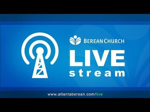 Sabbath Worship at Atlanta Berean - September 30, 2017