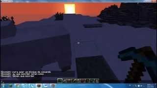 como hacer un bloque de comando de minecraft 1.7.2 y 1.7.10