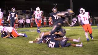 Neuqua Valley Vs East St. Louis Football Highlights 9.13.19