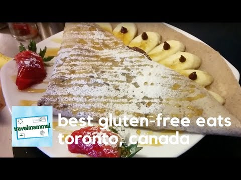 5 Great Gluten Free spots in Toronto