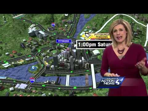 Several streets will be closed Saturday for St  Patrick's Day