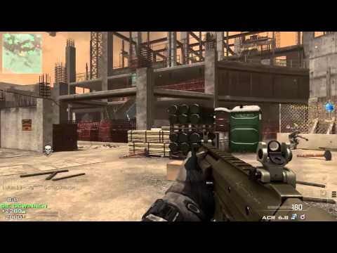Call of Duty MW3 Commentary: Warum mache ich YouTube? #2 - Commentary versuch #2