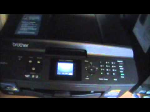 Brother MFC-J435W Printer/Scanner Windows Vista 32-BIT
