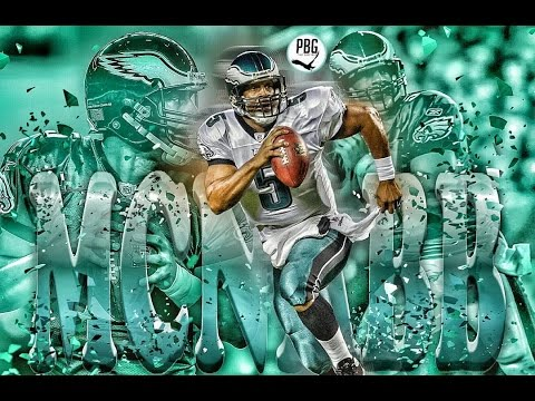 "Ultimate Donovan McNabb Philadelphia Eagles Highlights ᴴᴰ - ""Wonderman"""