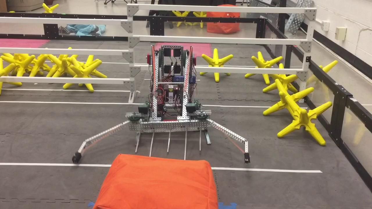 56E Robot Reveal-Vex Starstruck - YouTube