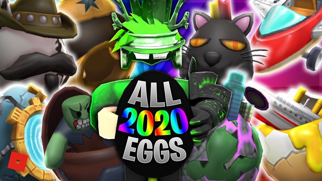 How to get all the eggs in the Roblox Egg Hunt 2020 [Part 9] (FINAL Roblox Event Guide)
