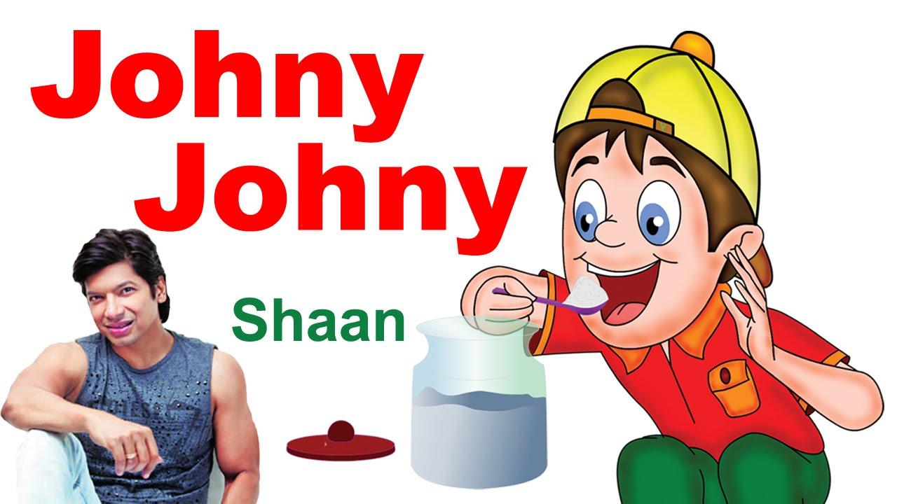 Johny Yes Papa I Nursery Rhymes