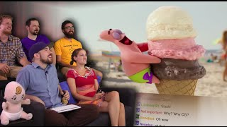 The SpongeBob Movie: Sponge Out of Water Trailer! - Show and Trailer August 2014 - Part 43