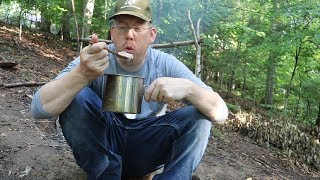 Easy Campfire Meal - Breakfast Rice