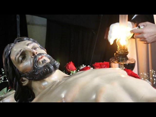 Solemne Adoración Procesional de las Llagas de Cristo León 2019