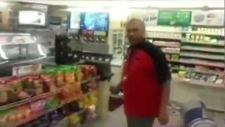 Man Gets Stabbed After Harassing a 7/11 Store Manager