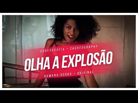 Mc Kevinho  - Olha A Explosão ( COREOGRAFIA/CHOREOGRAPHY)/Ramana Borba