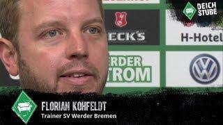 """Kohfeldt appelliert an Werder-Führungsspieler: """"Geht um unsere Entwicklung"""""""