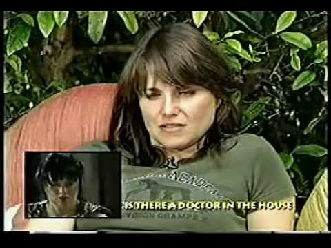 Lucy Lawless gets emotional watching Xena