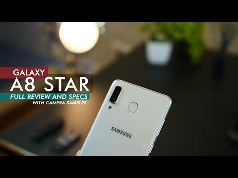 Samsung Galaxy A8 Star - Full Review, Specs And Price (2018)