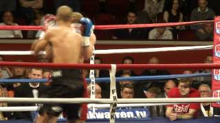 Billy Joe Saunders v Tony Hill - Rare Fans Amazing View Knockout at Royal Albert Hall