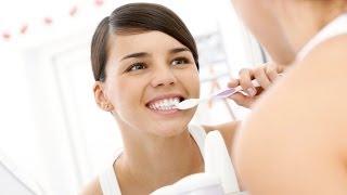 Как правильно чистить зубы? Школа здоровья 08/02/2014 GuberniaTV
