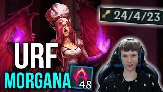 URF Morgana One Shot Q - League of Fails Stream | League of Legends