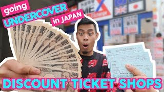 Going UNDERCOVER in Japan