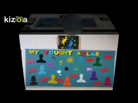 Kizoa Movie - Video - Slideshow Maker: MY THOUGHT ATLAS-students work