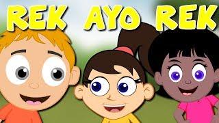 REK AYO REK | Lagu Daerah Jawa Timur | Budaya Indonesia | Lagu Anak TV - Stafaband