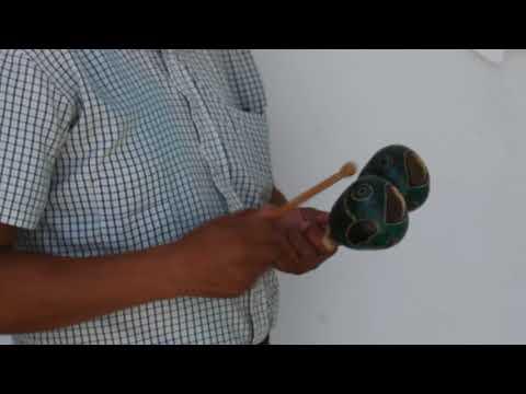 Intercrafts - Musical Instrument - PERUVIAN TOCTO - FAIR TRADE 02