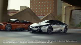 2018 BMW i8 Coupe & Roadster - commercial
