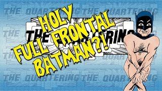 Full Frontal Batman To Save DC Comics?