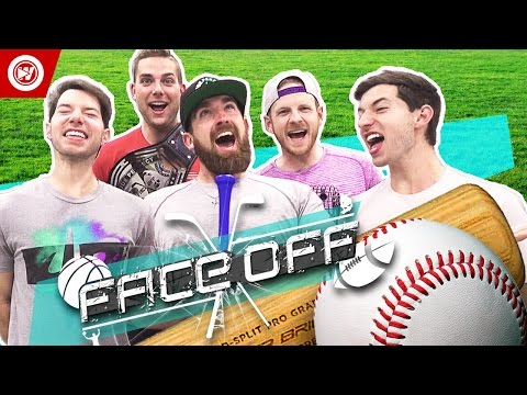 Dude Perfect Home Run Derby | FACE OFF