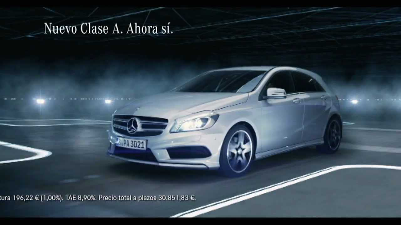 Mercedes Benz Espaa Spot Nuevo Clase A Keyboard 2012