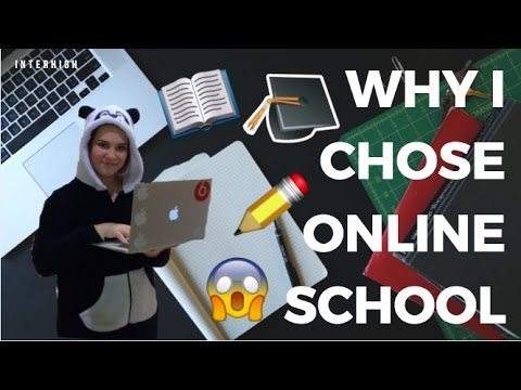 What it's like to go to InterHigh + Online School TOUR!