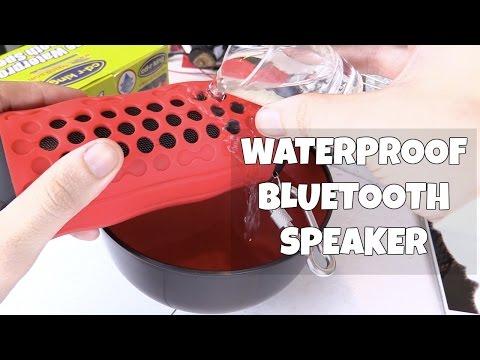 Waterproof Bluetooth speaker CDRKING